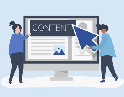 Продвижение сайта в 2019 году: контент и семантика