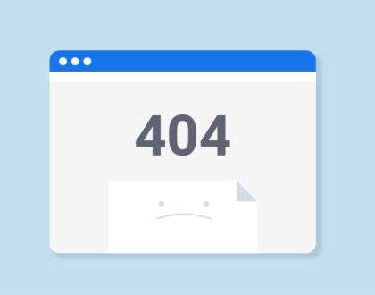 Почему важно оптимизировать страницу 404?